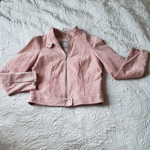 Wilsons Leather-Suede Jacket